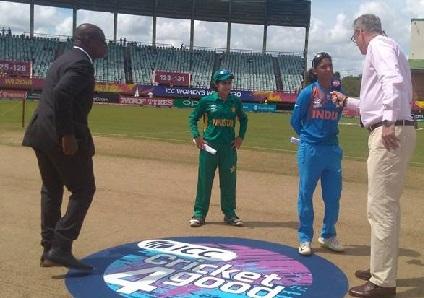 خواتین ورلڈ ٹی 20: ہندوستان کی پاکستان پر شاندار جیت، گروپ میں ٹاپ پر پہنچا