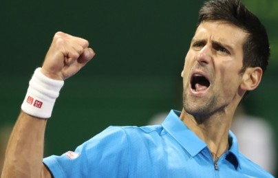 ٹینس کھلاڑی جوکووچ قطر اوپن سے باہر