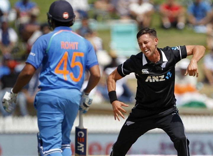 ہند-نیوزی لینڈ: ہیملٹن میں ٹیم انڈیا کی شرمناک شکست