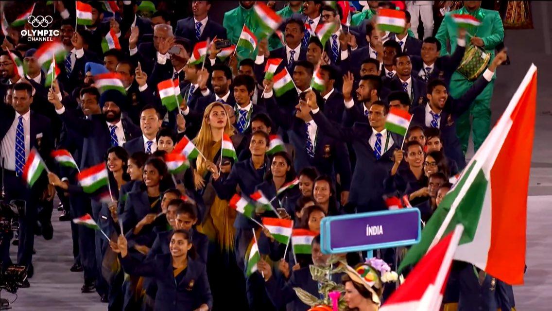 9اولمپک کوٹہ کے ساتھ ہندوستان کا بہترین کارکردگی