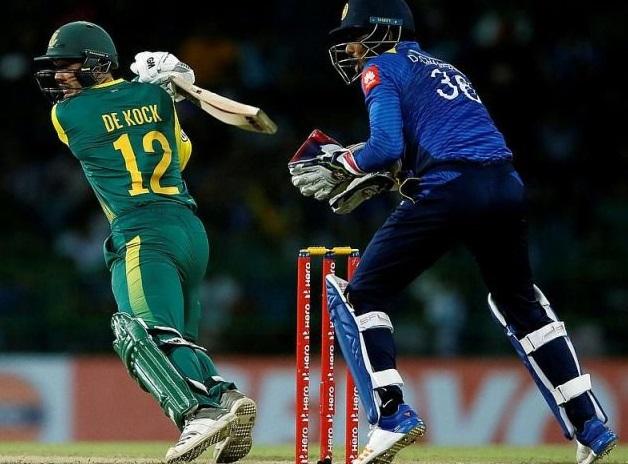 جنوبی افریقہ اور سری لنکا ون ڈے میچ چہارشنبہ کو