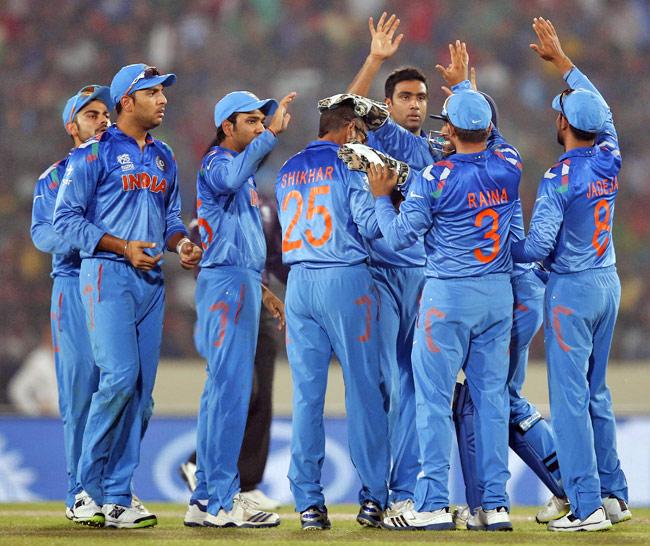 کلین سویپ کے ارادے سے سیریز میں اترے گی ٹیم انڈیا