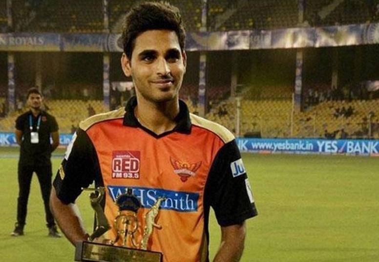 آئی پی ایل 2019: سن رائزرس حیدرآباد کو لگ سکتا ہے جھٹکا، تیز گیند باز بھونیشور کمار ہوسکتے ہے باہر