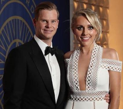 آسٹریلیا کے سابق کپتان اسٹیو اسمتھ نے گرل فرینڈ سے شادی کرلی