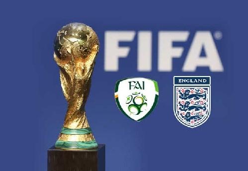 برطانیہ-آئر لینڈ پیش کریں گے 2030 فیفا عالمی کپ میزبانی کی دعویداری