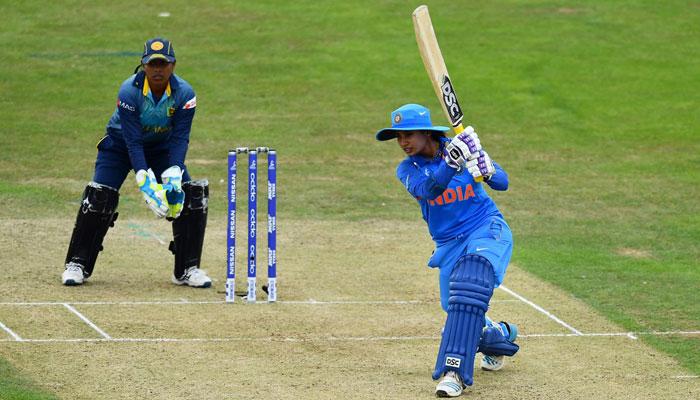 خواتین ورلڈ کپ میں ہندوستان کی مسلسل چوتھی جیت، سری لنکا کو 16 رنز سے شکست دی