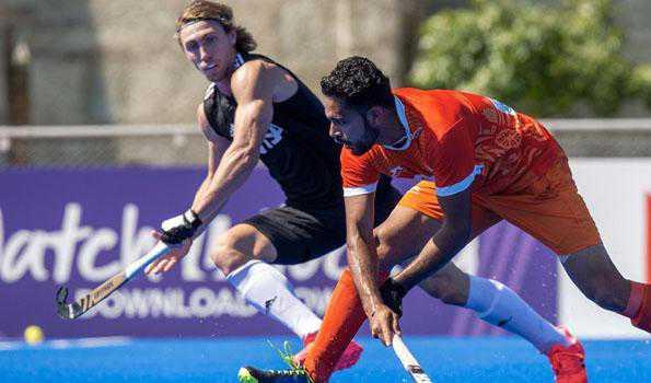ہندوستانی ہاکی ٹیم نے اولمپک چیمپئن ارجنٹینا سے 4-4 سے ڈراکھیلا