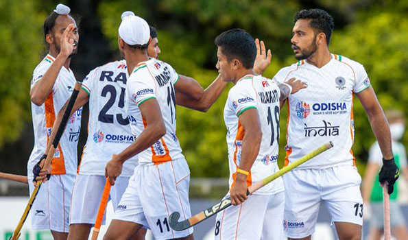 ہندستان کی اولمپک چیمپئن ارجنٹینا پر 3-0سے اثر انگیز جیت
