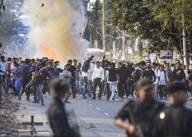 آسام میں مظاہروں سے نارتھ ايسٹ،چینين کا میچ ملتوی
