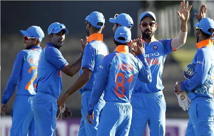 ہند-نیوزی لینڈ:ٹیم انڈیا نے نیوزی لینڈ میں دوسری بار جیتی ونڈے سیریز