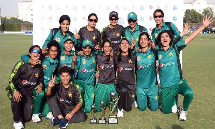 پاکستانی خواتین نے پہلی مرتبہ ون ڈے سیریز کامیابی کا اعزاز حاصل کر لیا