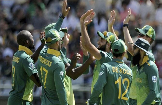 جنوبی افریقہ نے پاکستان سے یک روزہ سیریز جیت لی