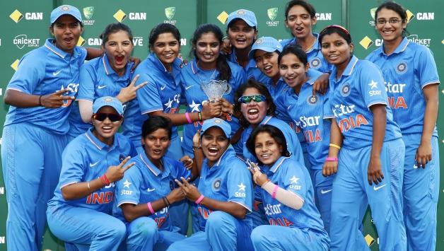 انڈیا نے پاکستان کو ہرا کر ایشیا کپ ویمنز ٹی 20 کپ جیت لیا