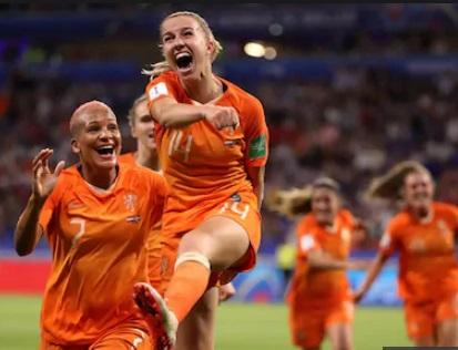 ہالینڈ پہلی بار فیفا خاتون ورلڈ کپ فائنل میں
