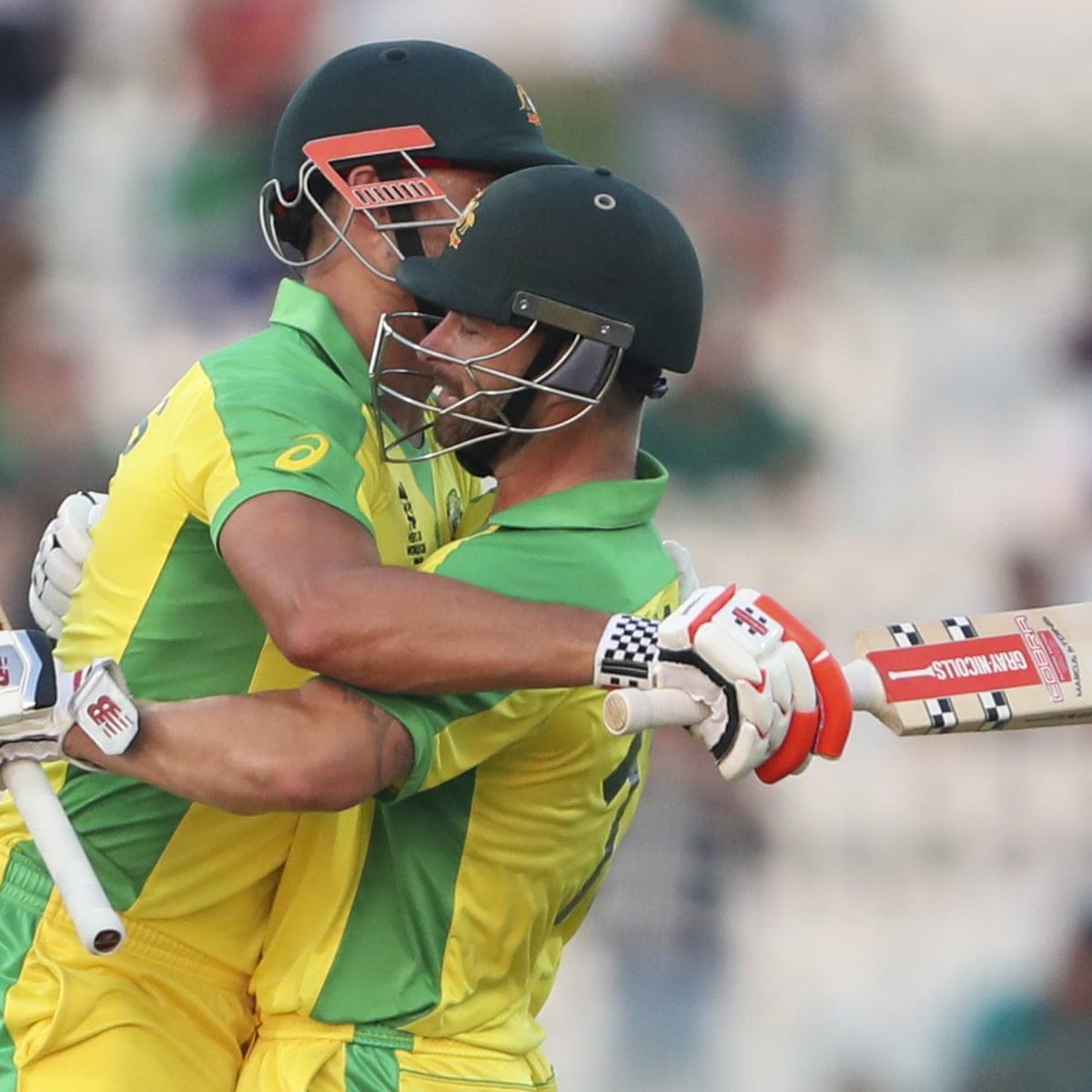 جنوبی افریقہ کو پانچ وکٹوں سے شکست دے کر آسٹریلیا کا فاتحانہ آغاز