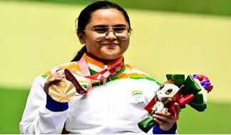اونی لکھیڑا نے کانسہ جیتا، پیرالمپکس میں دو تمغے جیتنے والی پہلی ہندوستانی کھلاڑی بنیں