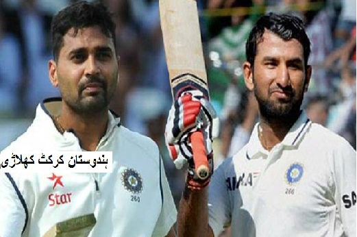 ممبئی ٹیسٹ: انگلینڈ کے 400 رنز کے جواب میں مرلی اور پجارا نے ٹیم انڈیا کو دی مضبوطی