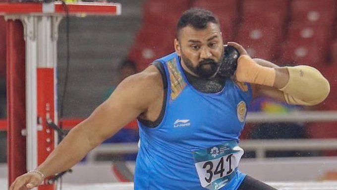 شاٹ پوٹر تیجندر پال سنگھ تور نے ٹوکیو اولمپک کے لئے کیا کوالیفائی