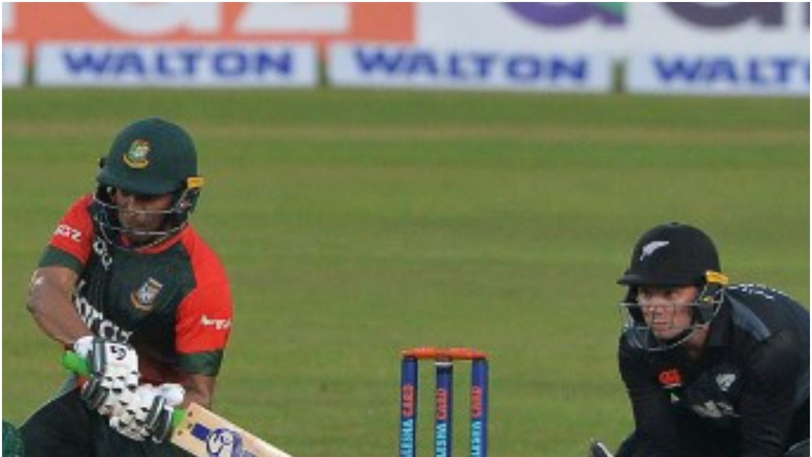 گیندبازوں کاقہر، بنگلہ دیش نے نیوزی لینڈ کو سات وکٹوں سے ہرایا