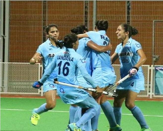 امریکہ نے خواتین ہاکی ورلڈ لیگ سیمی فائنل کے پول بی میچ میں ہندوستان کو 4-1 سے شکست دی