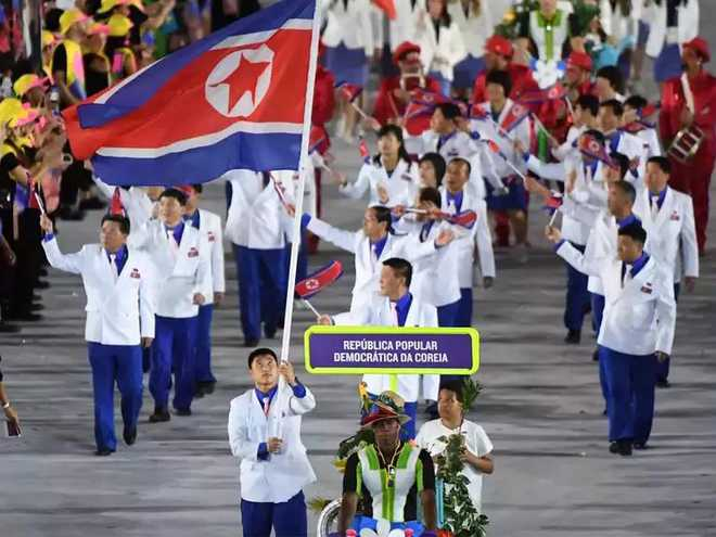 شمالی کوریا کا جاپان اولمپک کھیلوں میں شرکت سے انکار