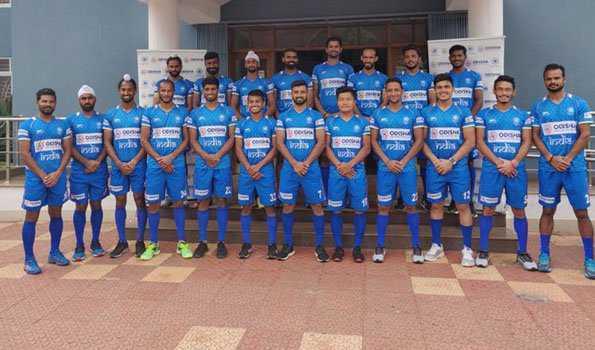 من پریت کی کپتانی میں بیلجئیم دورے کے لیے ٹیم کا اعلان