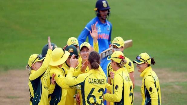 خواتین ورلڈ کپ میں ہندوستان کی مسلسل دوسری شکست، AUS سے 8 وکٹ سے ملی شکست