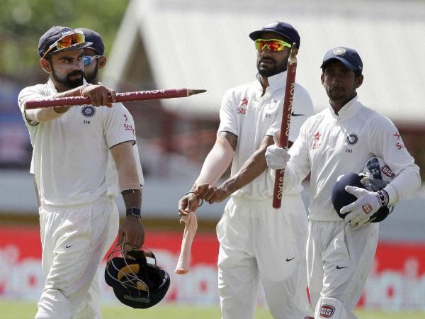 کانپور ٹیسٹ پر انڈیا کی گرفت مضبوط