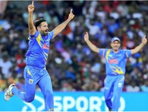 انڈیا لیجنڈز نے سری لنکا کو 5 وکٹ سے دھویا، عرفان کی 31 بال میں ففٹی