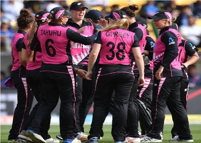 نو وکٹ پر 34رن گنوانے سے ہندستانی خواتین ٹیم کی شکست