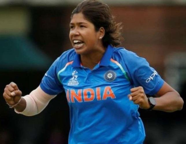 ہندوستانی خاتون کرکٹر جھولن گوسوامی نے ٹی20 سے لیا ریٹائرمنٹ