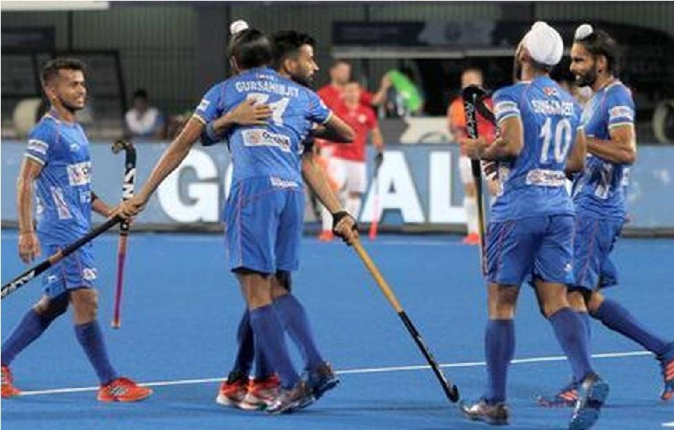 ہاکی: ازبیکستان کو 0-10 سے شکست دے کر ہندستان سیمی فائنل میں