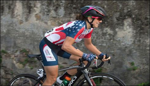 امریکی سائیکلسٹ نے نیا عالمی ریکارڈ بنا ڈالا