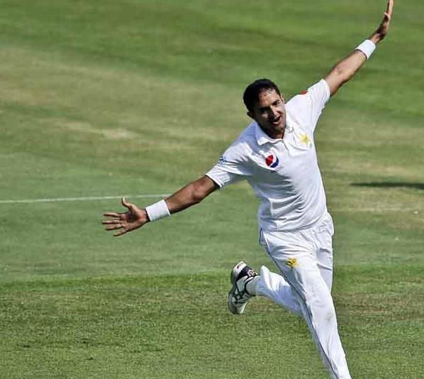 ابو ظہبی ٹیسٹ:نیوزی لینڈ کو 153 رن پر سمٹنے کے بعد خود بھی لڑکھڑایا پاکستان