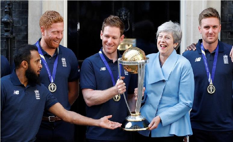 44 سال میں انگلینڈ نے جیتا پہلا ورلڈ کپ، برطانیہ کی پی ایم نے بتایا کیا ہوگا اثر