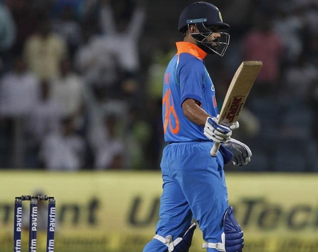 ہند-ویسٹ انڈیز: ویراٹ کوہلی نے ممبئی میں کھیلا سب سے خراب اننگز، صرف 16 رن بنائے