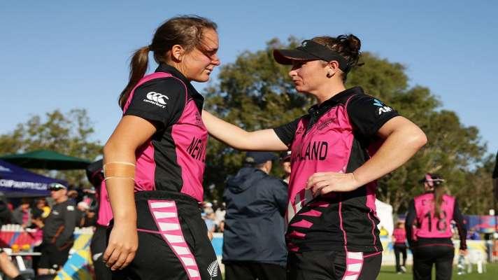 آسٹریلیائی دورے کیلئے نیوزی لینڈ خاتون ٹیم کا اعلان