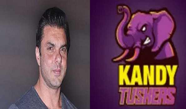 سہیل خان نے خریدی سری لنکا پریمیر لیگ کی کینڈی ٹیم