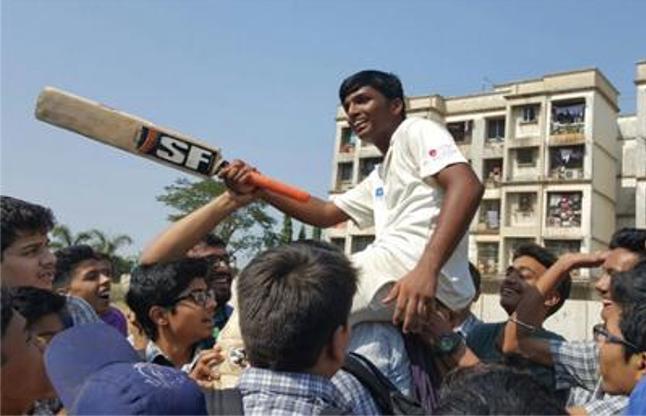 ممبئی کے پرنب نے توڑے دنیا کے تمام ریکارڈ، بنائے 1000 رنز