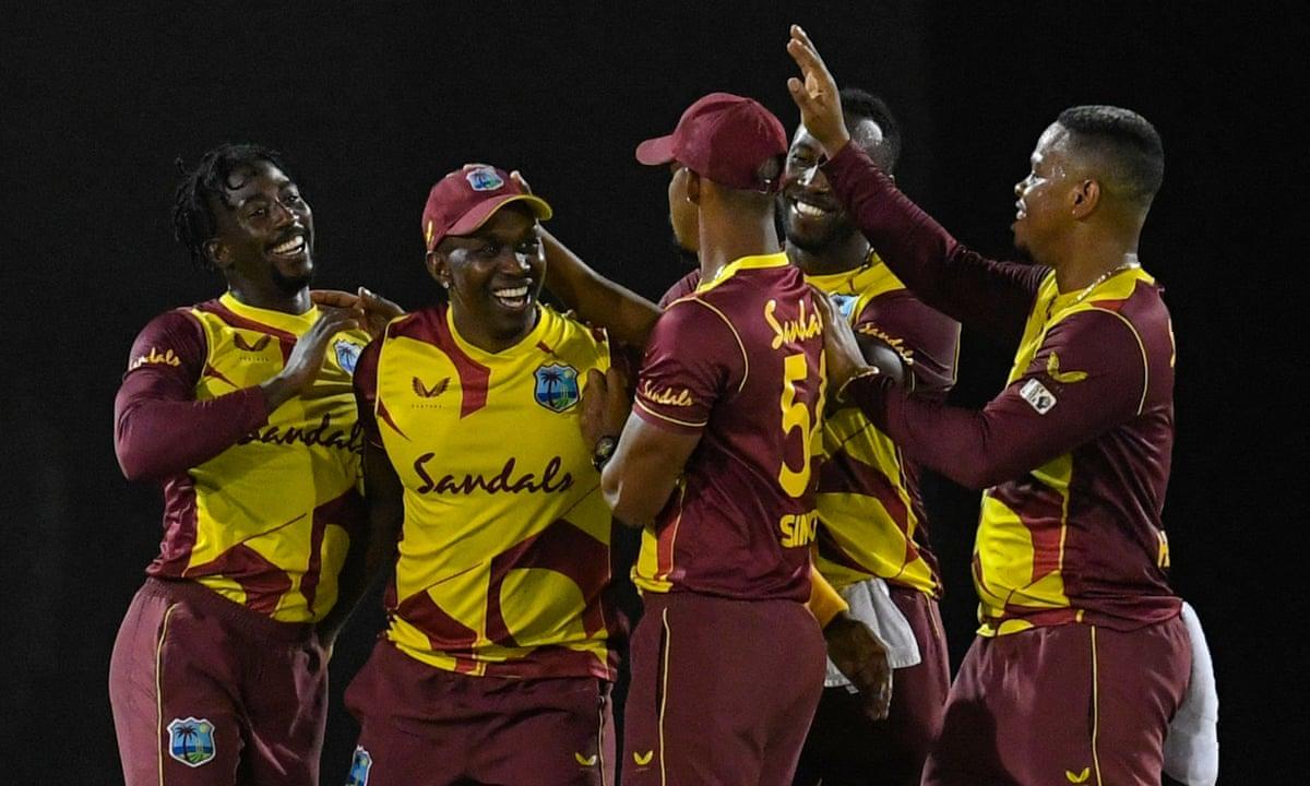 ویسٹ انڈیز کو آسٹریلیا کے خلاف پہلے ٹی-20 میں فتح