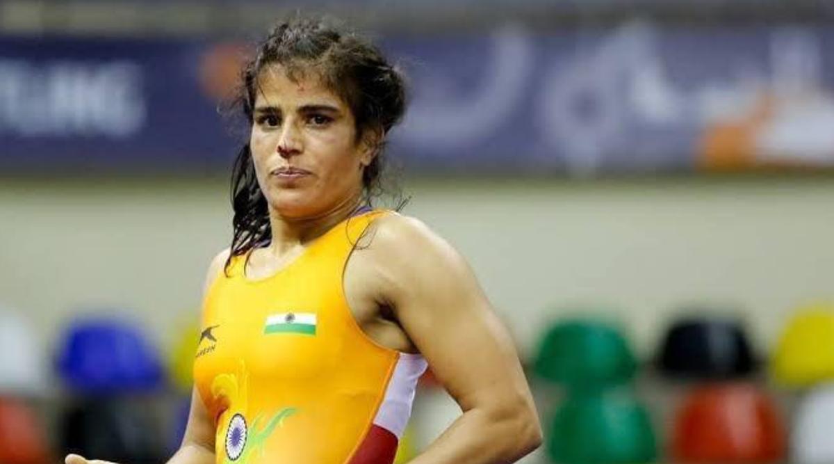 خاتون پہلوان سیما نے ٹوکیو اولمپک کا کوٹہ دلایا