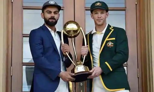 آسٹریلیا بمقابلہ ہندوستان