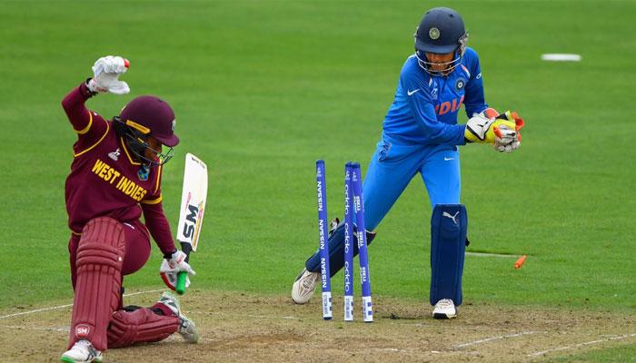 ہندوستان نے ویسٹ انڈیز کو 7 وکٹوں سے شکست دے دی