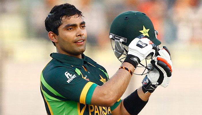 عمر اکمل نے پاکستانی میڈیا پر پھر بولا حملہ