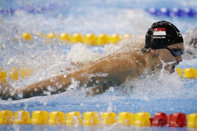 ریو اولمپکس میں سنگاپور کا پہلا طلائی تغمہ