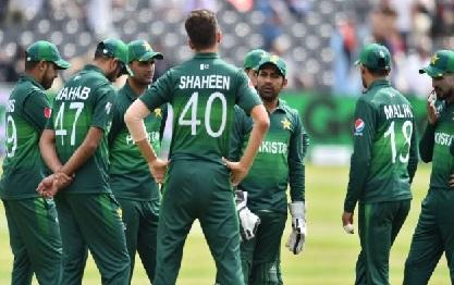 پاکستان عالمی کپ سے باہر
