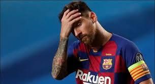 میسی کا بارسلونا کو 16 سال بعد چھوڑنے کا فیصلہ