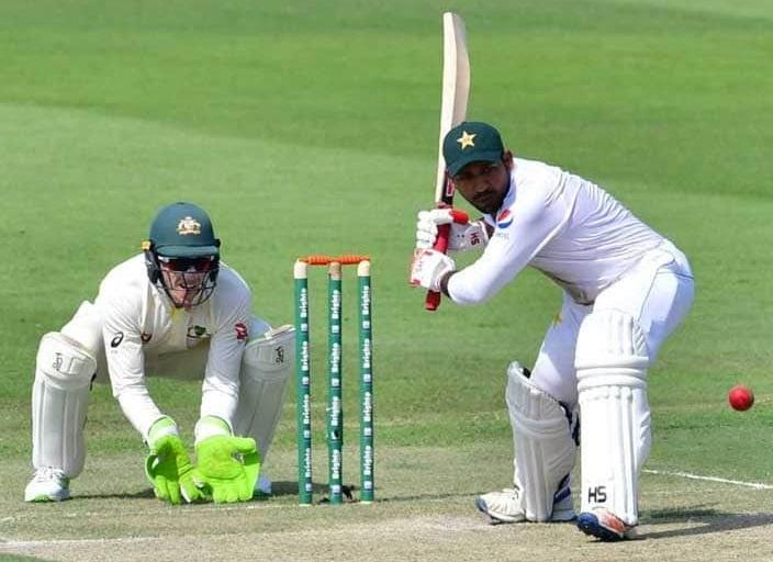 آسٹریلیا کے خلاف دوسرے ٹسٹ میں پاکستان کی کھیل پر گرفت مضبوط