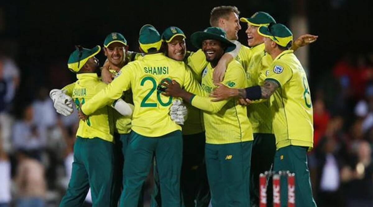 جنوبی افریقہ ٹیم کے دو کھلاڑی کورونا سے متاثر