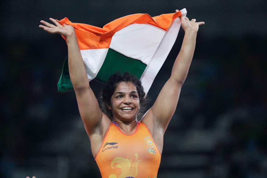 ساکشی نے کانسہ جیتا، ہندوستان کو دلایا پہلا اولمپک میڈل